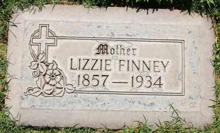 FINNEY, LIZZIE - Maricopa County, Arizona | LIZZIE FINNEY - Arizona Gravestone Photos