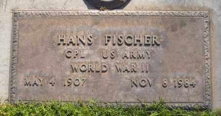FISCHER, HANS - Maricopa County, Arizona | HANS FISCHER - Arizona Gravestone Photos