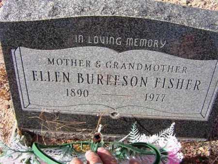 BURLESON FISHER, ELLEN - Maricopa County, Arizona | ELLEN BURLESON FISHER - Arizona Gravestone Photos