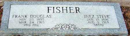 FISHER, FRANK DOUGLAS - Maricopa County, Arizona | FRANK DOUGLAS FISHER - Arizona Gravestone Photos