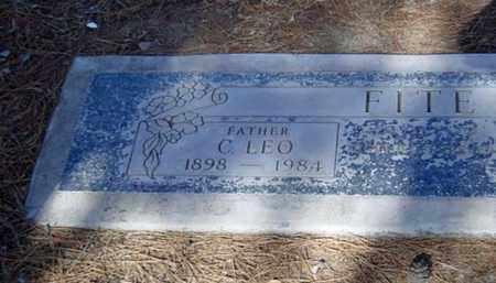 FITE, COLUMBUS LEO - Maricopa County, Arizona | COLUMBUS LEO FITE - Arizona Gravestone Photos