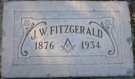 FITZGERALD, JAMES WILFORD - Maricopa County, Arizona | JAMES WILFORD FITZGERALD - Arizona Gravestone Photos