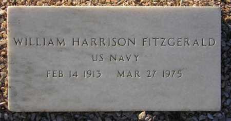 FITZGERALD, WILLIAM HARRISON - Maricopa County, Arizona | WILLIAM HARRISON FITZGERALD - Arizona Gravestone Photos