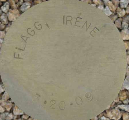 FLAGG, IRENE - Maricopa County, Arizona | IRENE FLAGG - Arizona Gravestone Photos