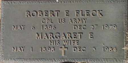 FLECK, MARGARET E. - Maricopa County, Arizona   MARGARET E. FLECK - Arizona Gravestone Photos