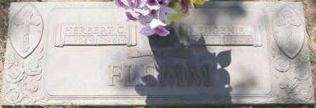 FLEMM, EUGENIE - Maricopa County, Arizona | EUGENIE FLEMM - Arizona Gravestone Photos