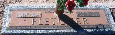 FLETCHER, ELEANOR A. - Maricopa County, Arizona | ELEANOR A. FLETCHER - Arizona Gravestone Photos
