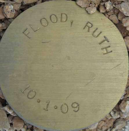 FLOOD, RUTH - Maricopa County, Arizona   RUTH FLOOD - Arizona Gravestone Photos