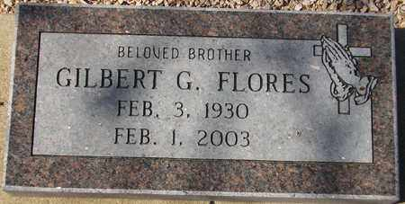 FLORES, GILBERT G. - Maricopa County, Arizona | GILBERT G. FLORES - Arizona Gravestone Photos
