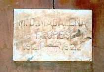 FLORES, MADALENA - Maricopa County, Arizona   MADALENA FLORES - Arizona Gravestone Photos