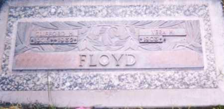 FLOYD, VERA H. - Maricopa County, Arizona | VERA H. FLOYD - Arizona Gravestone Photos