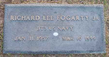 FOGARTY, RICHARD LEE JR - Maricopa County, Arizona | RICHARD LEE JR FOGARTY - Arizona Gravestone Photos
