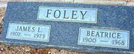 FOLEY, JAMES L. - Maricopa County, Arizona | JAMES L. FOLEY - Arizona Gravestone Photos
