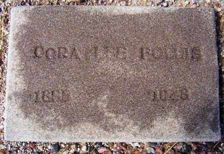 FOLLIS, CORA LEE - Maricopa County, Arizona   CORA LEE FOLLIS - Arizona Gravestone Photos