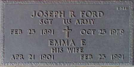 FORD, JOSEPH R. - Maricopa County, Arizona | JOSEPH R. FORD - Arizona Gravestone Photos