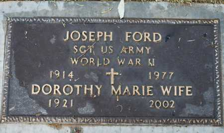 FORD, DOROTHY MARIE - Maricopa County, Arizona | DOROTHY MARIE FORD - Arizona Gravestone Photos
