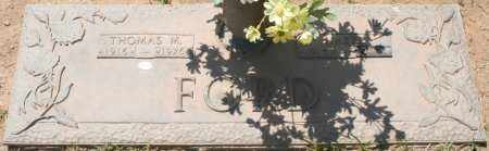 FORD, HAZEL - Maricopa County, Arizona | HAZEL FORD - Arizona Gravestone Photos