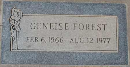 FOREST, GENEISE - Maricopa County, Arizona   GENEISE FOREST - Arizona Gravestone Photos