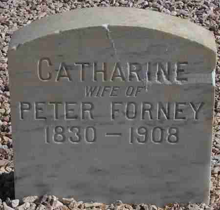 FORNEY, CATHARINE - Maricopa County, Arizona | CATHARINE FORNEY - Arizona Gravestone Photos