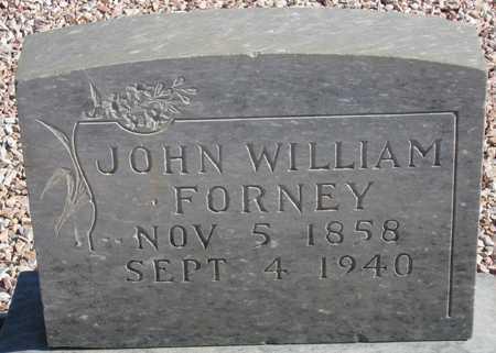 FORNEY, JOHN WILLIAM - Maricopa County, Arizona | JOHN WILLIAM FORNEY - Arizona Gravestone Photos