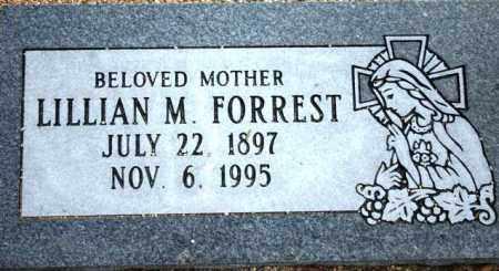 FORREST, LILLIAN MARY - Maricopa County, Arizona | LILLIAN MARY FORREST - Arizona Gravestone Photos