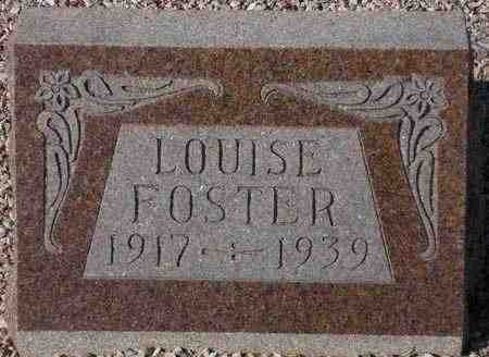 FOSTER, LOUISE - Maricopa County, Arizona | LOUISE FOSTER - Arizona Gravestone Photos