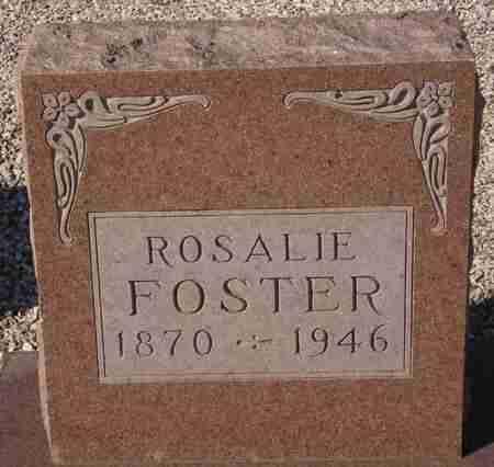 FOSTER, ROSALIE - Maricopa County, Arizona | ROSALIE FOSTER - Arizona Gravestone Photos
