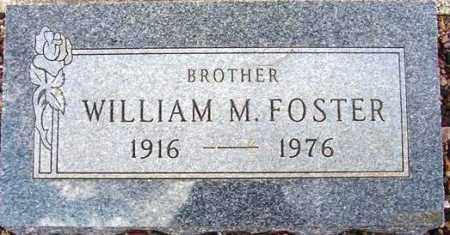 FOSTER, WILLIAM M. - Maricopa County, Arizona | WILLIAM M. FOSTER - Arizona Gravestone Photos