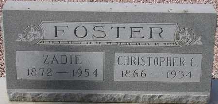 FOSTER, ZADIE - Maricopa County, Arizona | ZADIE FOSTER - Arizona Gravestone Photos