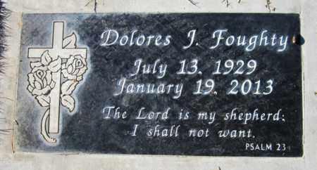 FOUGHTY, DOLORES J. - Maricopa County, Arizona | DOLORES J. FOUGHTY - Arizona Gravestone Photos