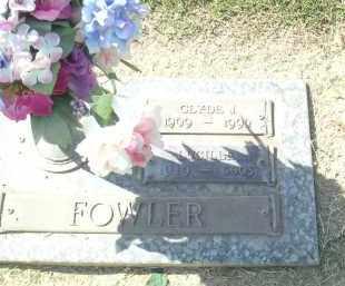ERWIN FOWLER, LUCILLE - Maricopa County, Arizona | LUCILLE ERWIN FOWLER - Arizona Gravestone Photos