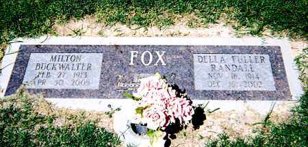 FOX, DELLA - Maricopa County, Arizona | DELLA FOX - Arizona Gravestone Photos