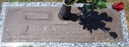 FRANSSEN, CHRYSTYNA - Maricopa County, Arizona | CHRYSTYNA FRANSSEN - Arizona Gravestone Photos