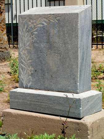 FRASER, MARY - Maricopa County, Arizona | MARY FRASER - Arizona Gravestone Photos
