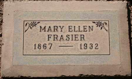 FRASIER, MARY ELLEN - Maricopa County, Arizona   MARY ELLEN FRASIER - Arizona Gravestone Photos