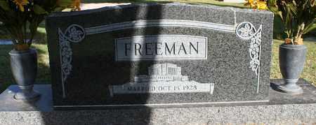 POWER FREEMAN, MURIEL - BACK - Maricopa County, Arizona | MURIEL - BACK POWER FREEMAN - Arizona Gravestone Photos