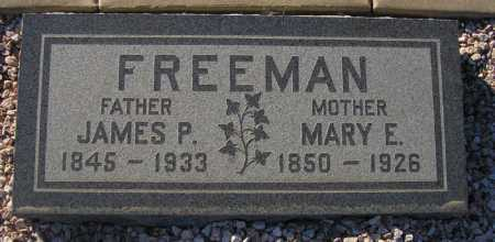 FREEMAN, MARY E. - Maricopa County, Arizona | MARY E. FREEMAN - Arizona Gravestone Photos