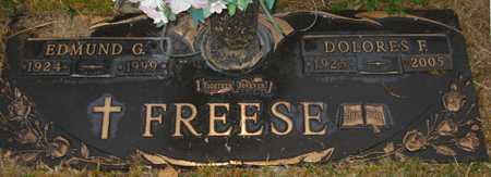 FREESE, DOLORES F. - Maricopa County, Arizona | DOLORES F. FREESE - Arizona Gravestone Photos