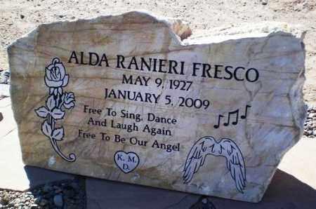FRESCO, ALDA - Maricopa County, Arizona | ALDA FRESCO - Arizona Gravestone Photos