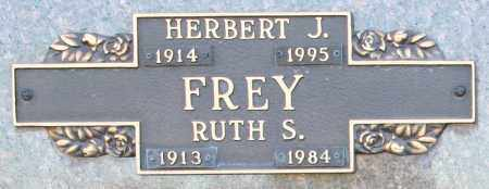FREY, RUTH S - Maricopa County, Arizona | RUTH S FREY - Arizona Gravestone Photos