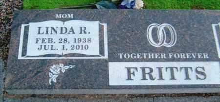 FRITTS, LINDA ROSE - Maricopa County, Arizona   LINDA ROSE FRITTS - Arizona Gravestone Photos