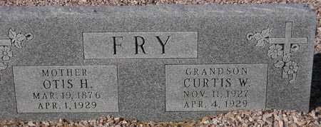 FRY, CURTIS W. - Maricopa County, Arizona | CURTIS W. FRY - Arizona Gravestone Photos