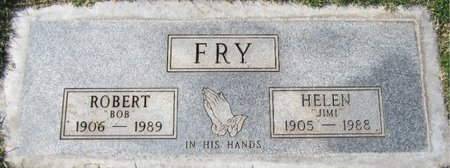FRY, ROBERT - Maricopa County, Arizona | ROBERT FRY - Arizona Gravestone Photos