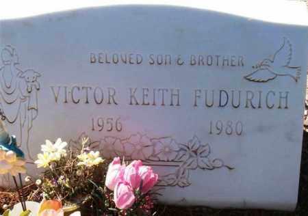 FUDURICH, VICTOR KEITH - Maricopa County, Arizona | VICTOR KEITH FUDURICH - Arizona Gravestone Photos