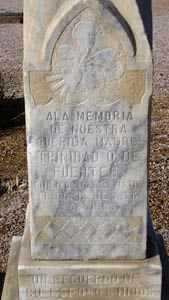 FUENTES, TRINIDAD - Maricopa County, Arizona | TRINIDAD FUENTES - Arizona Gravestone Photos