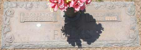 FULKS, ROBERT T. - Maricopa County, Arizona | ROBERT T. FULKS - Arizona Gravestone Photos