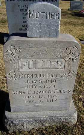FULLER, CORNELIUS - Maricopa County, Arizona | CORNELIUS FULLER - Arizona Gravestone Photos