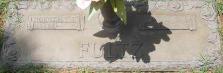 FULTZ, RONALD D. - Maricopa County, Arizona   RONALD D. FULTZ - Arizona Gravestone Photos