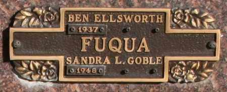FUQUA, BEN ELLSWORTH - Maricopa County, Arizona | BEN ELLSWORTH FUQUA - Arizona Gravestone Photos