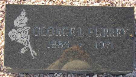 FURREY, GEORGE L. - Maricopa County, Arizona | GEORGE L. FURREY - Arizona Gravestone Photos